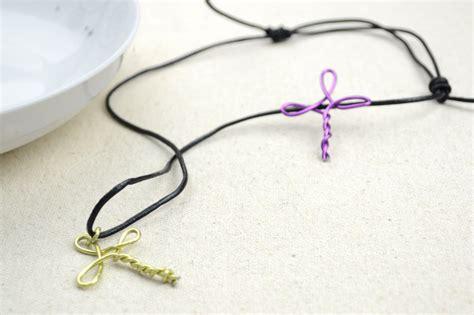 metal jewelry ideas metal jewelry ideas create a cross necklace for