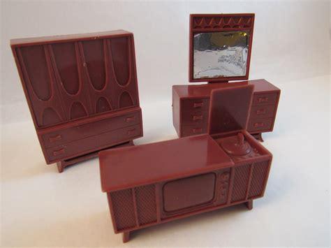 mid century modern dollhouse furniture mid century modern dollhouse furniture 3 pieces from