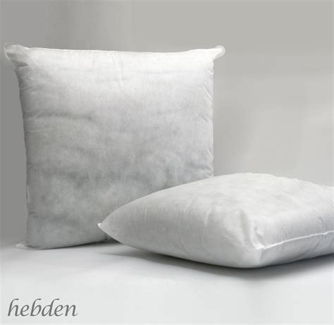 sofa cushion inners pack of 4 cushion filler inner in sizes from 12 quot 32 quot ebay