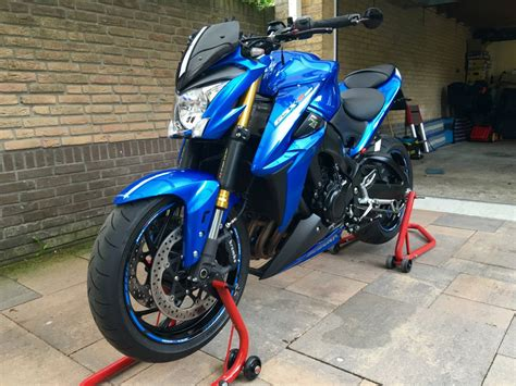 Motorrad Felgenaufkleber Suzuki by Felgenrandaufkleber Suzuki Gsx S 1000 Blau Motorrad