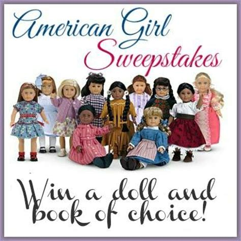 American Sweepstakes Network - american girl doll giveaway us ends 6 3 kelly s lucky you