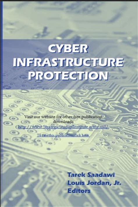 8 cyber infrastructure protection viii books cyber infrastructure protection link