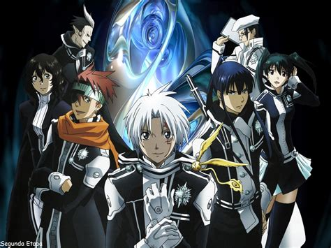 Anime D Gray by 191 Cu 225 L Fue El 250 Ltimo Anime Que Viste