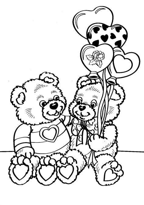 larue county register valentine s day printable coloring
