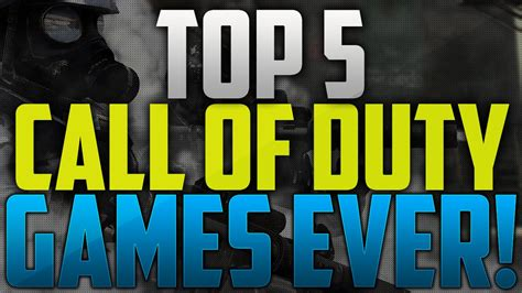 Top 5 Signs That Its Time To Call It Quits by Top 5 Call Of Duty Of All Time