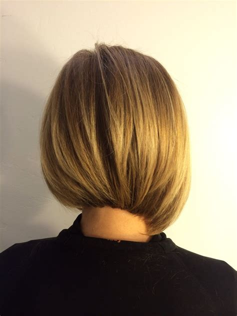asymmetrical bob with a wave line across the front and one 1000 images about andrea miller lefevre hair on pinterest