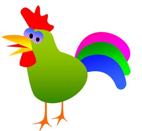 animales fotos dibujos imagenes fotos de gallos ilustraci 243 n gratis gallo dibujos animados granja
