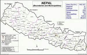 Nepal Maps by Nepal Map Of Nepal