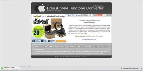 cara membuat ringtone di iphone tanpa pc cara membuat ringtone di iphone dengan mp3 favoritmu