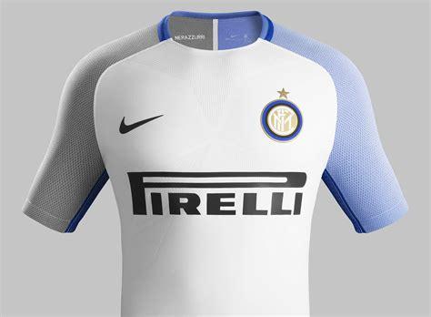 Jersey Inter Milan 3rd Season 17 18 Grade Ori inter 17 18 away kit released footy headlines