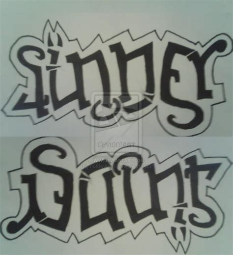 saint sinner tattoo ambigram tattoos page 107