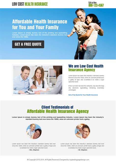 Low Cost Insurance by Low Cost Health Insurance Responsive Lp 09 Health