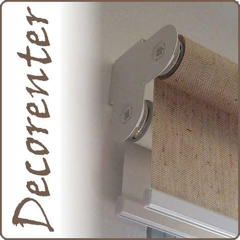 rieles para cortinas dobles cortinas roller dobles cortinas y placares