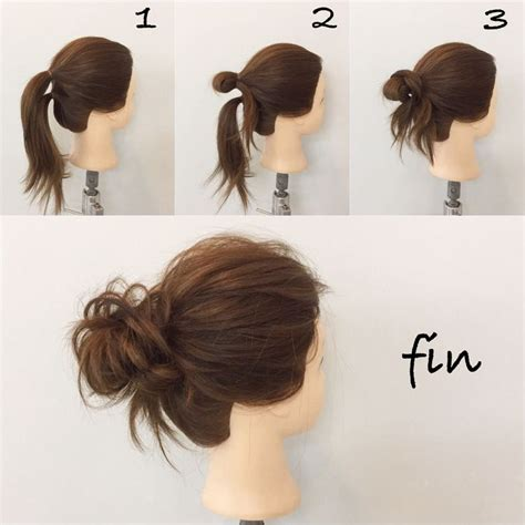 How To Do Hairstyles Buns by Best 25 Buns Ideas On Bun