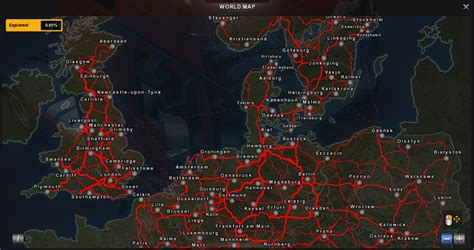 ets2 usa map satellite map backgrounds ets2 mods truck