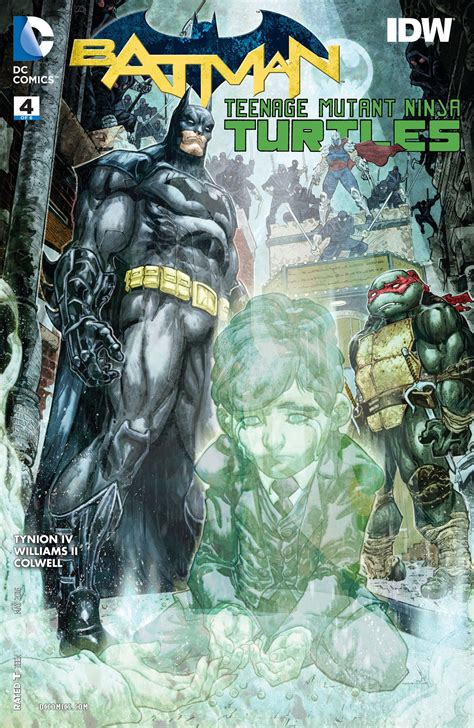 batman mutant turtles vol 1 batman mutant turtles vol 1 4 dc database