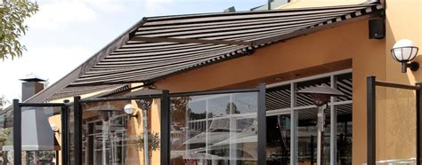 rainier awnings rainier awnings commercial awnings and patio enclosures