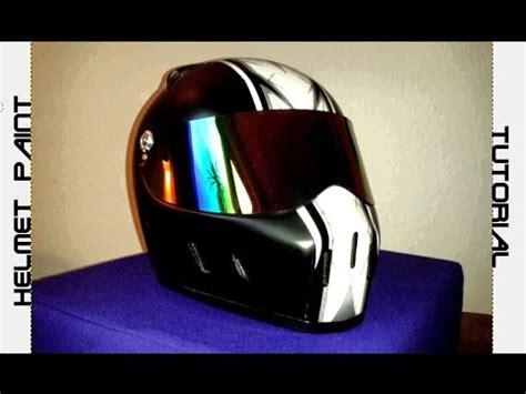 spray paint motorcycle helmet custom helmet tutorial spray paint bandit motorcycle