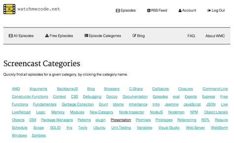 all category image gallery category list