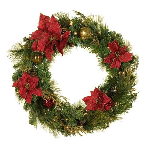 16 best wreath ideas for christmas images on pinterest