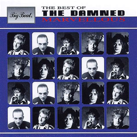 The Of The Damned the damned the best of the damned marve ace records