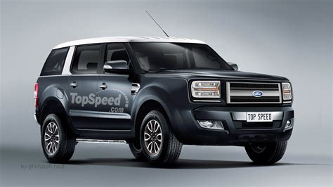 ford bronco 2020 interior a ford everest raptor is in the works could lead to a