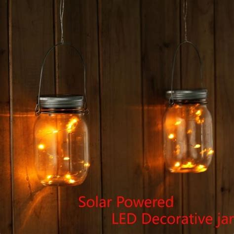 solar firefly lights buy 10 led solar solar light up jar firefly lights