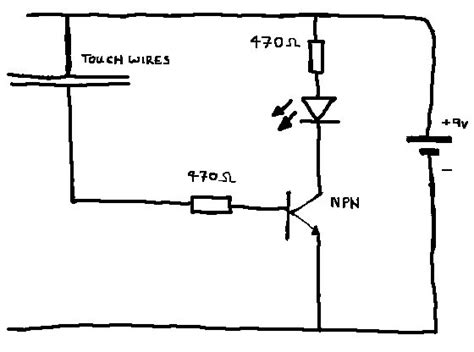 transistor to touch cr4 thread transistors and ls