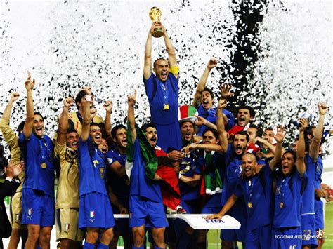 world cup italy team in fifa world cup 2006 story around every corner