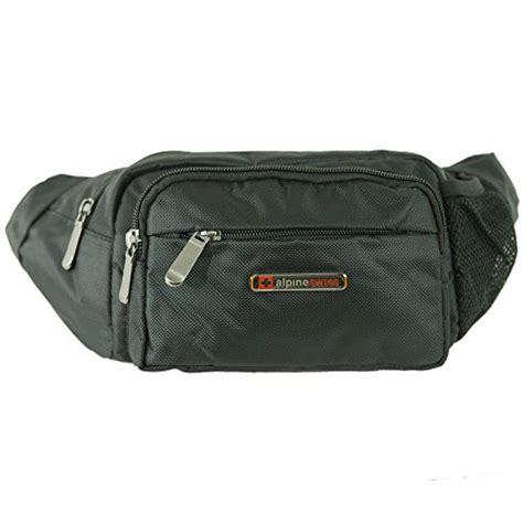Sport Pouch Belt Orange alpine swiss pack travel adjustable belt sport pouch waist bag black luggage bags packs