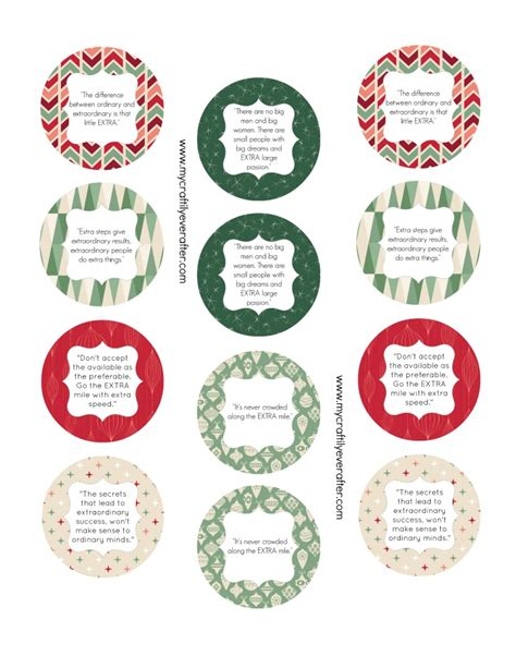 extra large printable christmas tags printable tags for extra gum special gifts my craftily