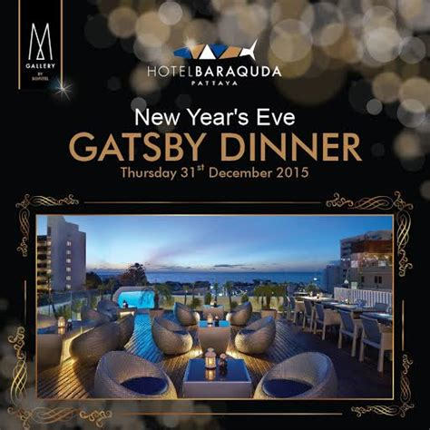 new year dinner hotel inspire pattaya events offers what to do in pattaya