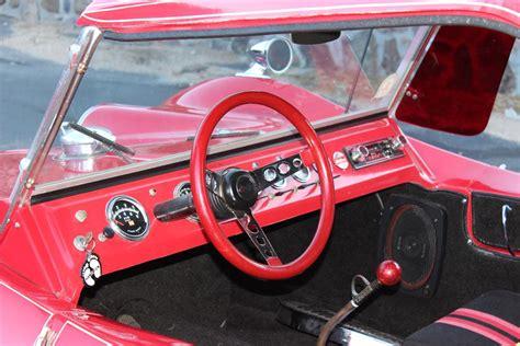 volkswagen kyote ii custom dune buggy