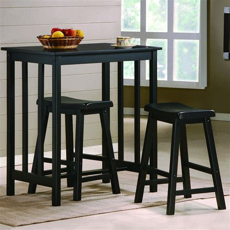 Counter Height Table And Stools Set by Crown Dina 3 Counter Height Table Stool Set