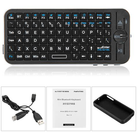 Apple Qwerty bluetooth remote qwerty keyboard for android apple tv box mobile phones ebay