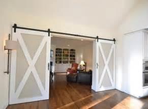 Barn doors design