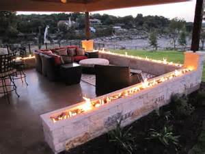 Patio Furniture With Propane Fire Pit Table - bubba pits portable propane fueled wok style fire pits and grills garden pinterest