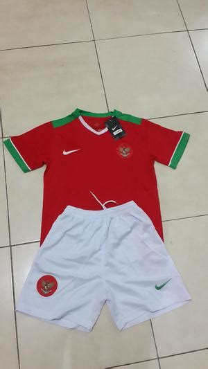Jersey Timnas Indonesia Home Gread Ori jersey timnas indonesia home aff 2016 jersey bola grade ori murah