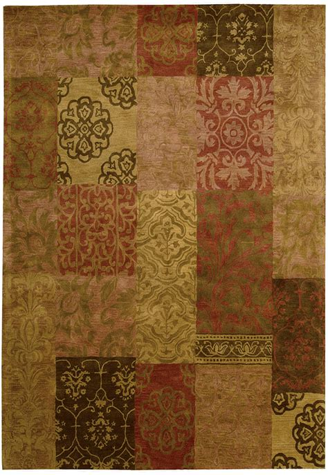 Multicolor Area Rugs Jaipur Ja42 Multi Area Rug By Nourison Traditional Rugs Carpetmart