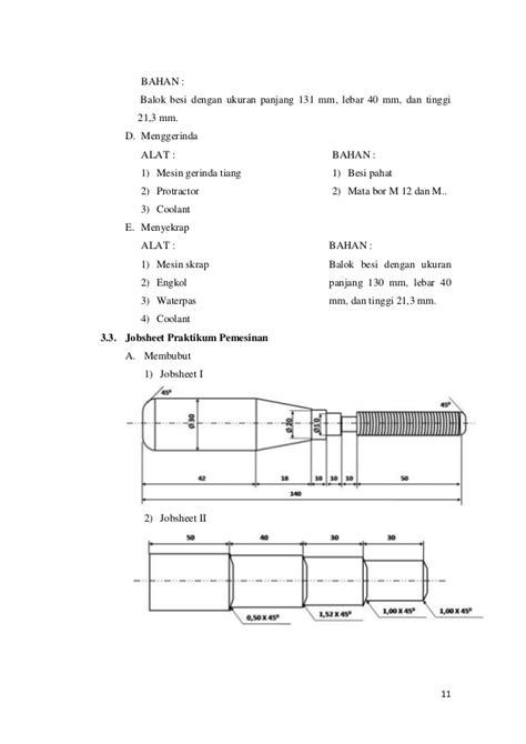 Waterpas Mata 12 laporan praktikum pemesinan
