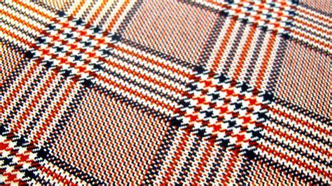 red plaid upholstery fabric vintage plaid fabric 1970s red plaid upholstery fabric by
