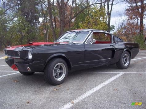 1965 mustang colors 1965 black ford mustang fastback 88532297