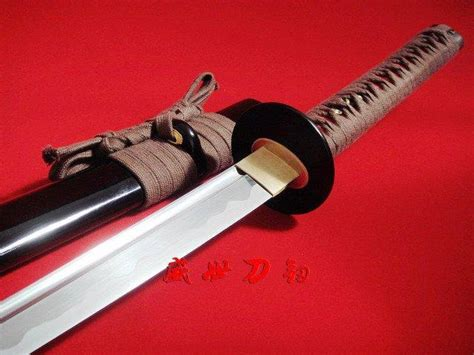 high carbon steel blade 103cm high carbon steel blade japanese katana black iron