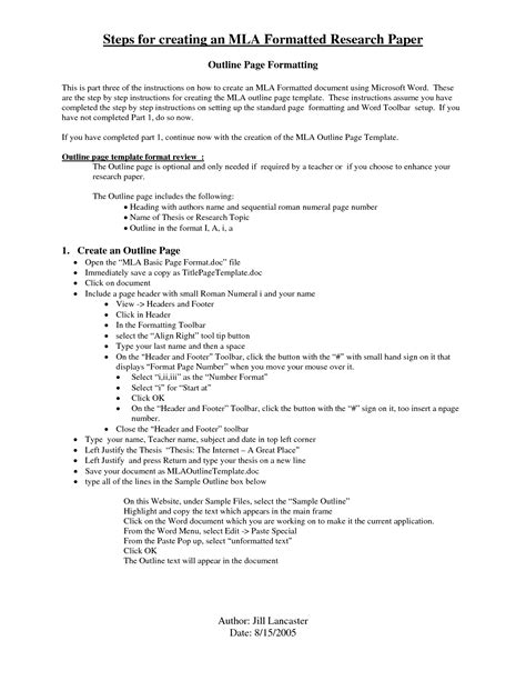 thesis abstract for website exle essay in mla format najmlaemah com