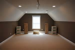 new home dedicated bonus room paint relative to pj screen question avs forum home theater