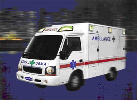 Kia Ambulance Ambulance Kia New Bongo 1 T Truck Chassis 4 X 4 Drive