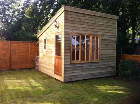 custom made garden buildings built in your garden