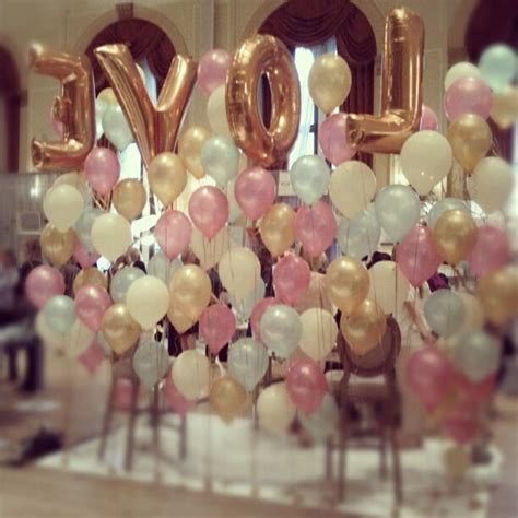 balloons for wedding on pinterest wedding balloons gold letter balloons and the wall of balloons balloons