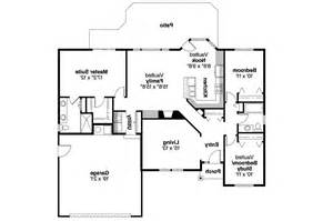 floor plans for ranch homes ranch house plans bingsly 30 532 associated designs
