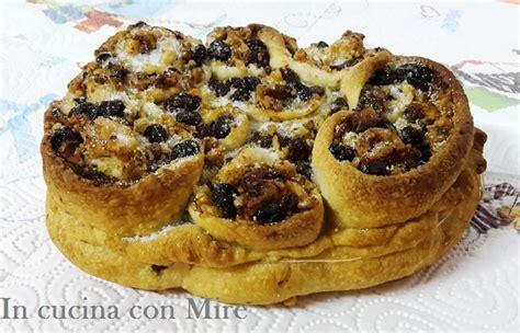 pitta mpigliata di san in fiore ricette dolci raccolta speciale dolci calabresi e altri